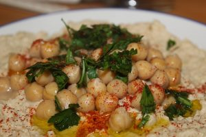 The best Hummus in Tel Aviv
