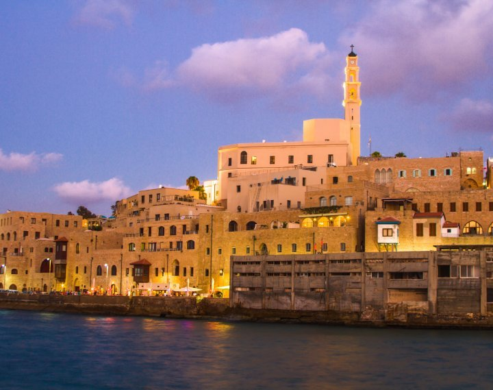 The Well Kept secrets of Old Jaffa – Magic in time