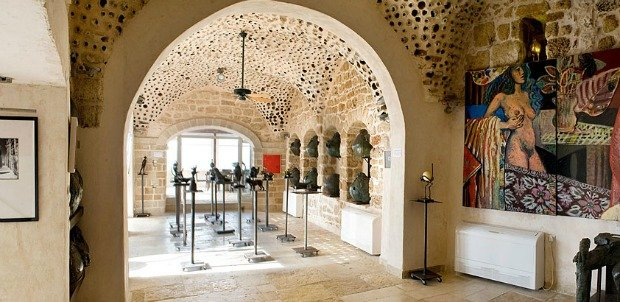 The complete list of Museums in Tel Aviv