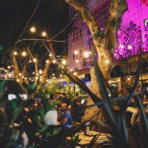 the best dance bars in tel aviv