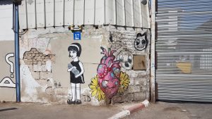 Graffiti tours in Tel Aviv